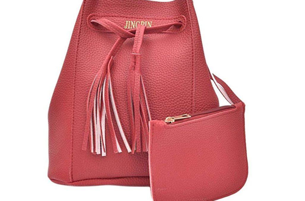 Yukio-Beauty-Box: Die Schultertasche als Umhängetasche mit abnehmbarer Geldbörse