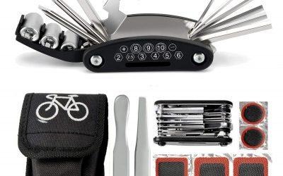 Multitool Fahrrad-Reparatur-Set