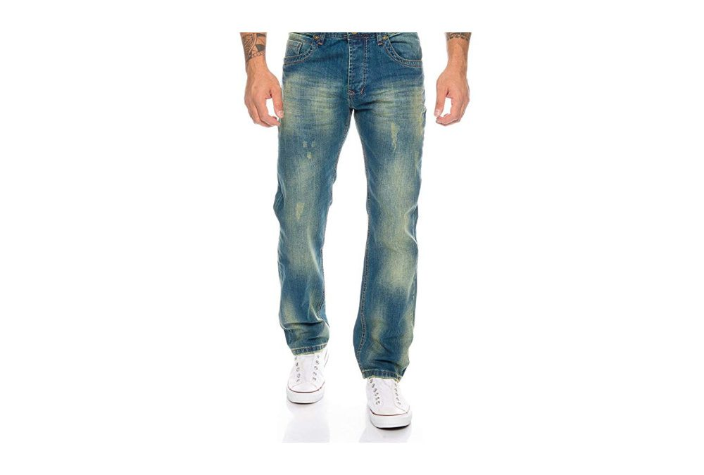 Rock Creek Herrenjeans